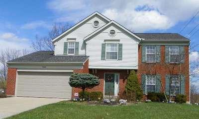 Erlanger Single Family Home For Sale: 3318 Woodlyn Hills