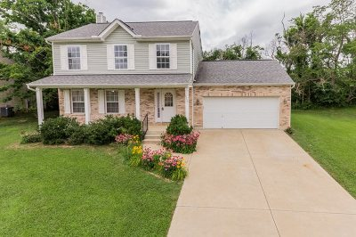 Boone County Single Family Home For Sale: 6527 Oak Crest Drive