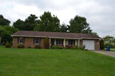 Dry Ridge KY Single Family Home For Sale: $144,900