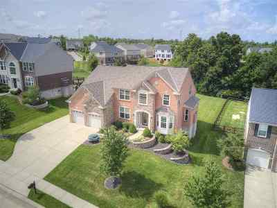Hebron Single Family Home For Sale: 1587 Southcross Dr.