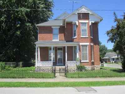 Pendleton County Single Family Home For Sale: 201 Chapel Street