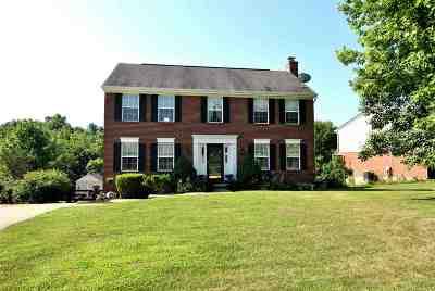 Florence Single Family Home For Sale: 7642 Thunder Ridge Drive