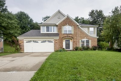 Cold Spring Single Family Home For Sale: 408 Millrace Drive