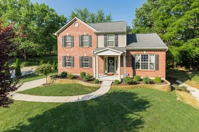 Villa Hills Single Family Home For Sale: 2197 Amsterdam Road