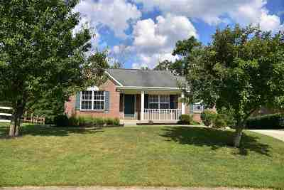 Boone County Single Family Home For Sale: 2804 Burnside