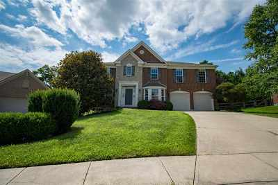 Hebron Single Family Home For Sale: 1408 Stoneyhollow Court