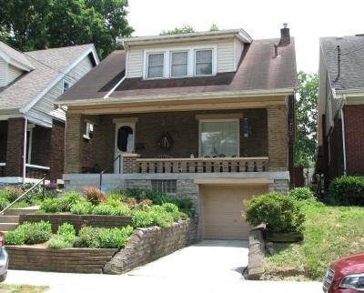 Covington Single Family Home For Sale: 7 Levassor