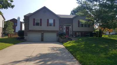 Florence KY Single Family Home For Sale: $190,000