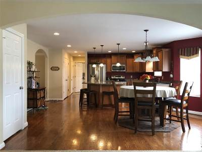 Burlington Single Family Home For Sale: 6951 Ginseng Court