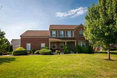 Erlanger KY Single Family Home New: $285,000