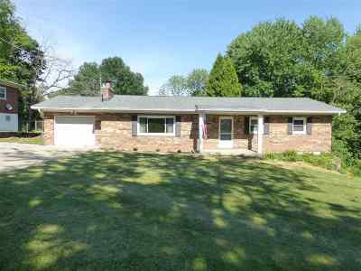 Florence Single Family Home For Sale: 9314 Evergreen Drive