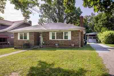 Covington Single Family Home For Sale: 225 Levassor Place