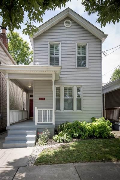 Covington Single Family Home For Sale: 2015 Scott Boulevard