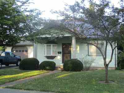 Pendleton County Single Family Home For Sale: 608 Barkley Street