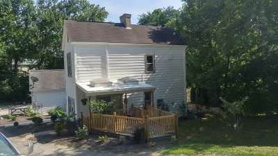 Campbell County Single Family Home For Sale: 602 Truman
