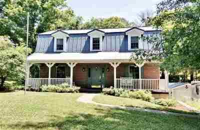 Covington Single Family Home For Sale: 3921 Pruett Road
