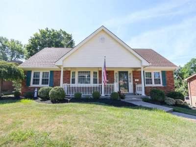 Single Family Home For Sale: 1714 Monticello Drive