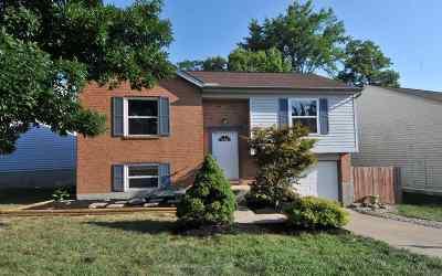 Erlanger KY Single Family Home New: $134,800