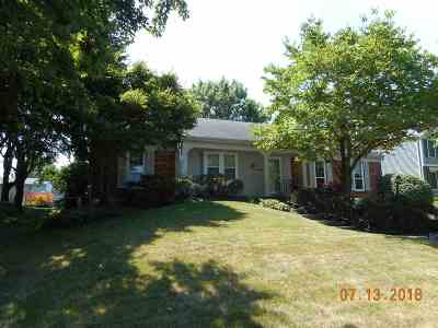 Crestview Hills Single Family Home For Sale: 2705 Claiborne