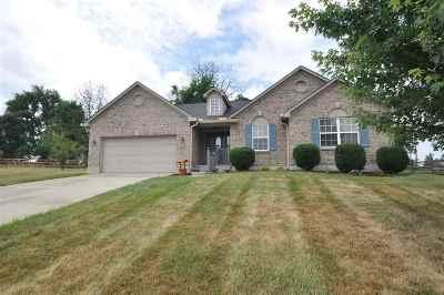Burlington Single Family Home New: 6695 Rainier