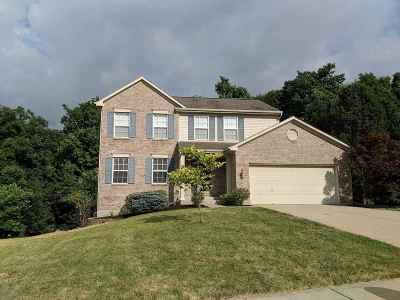 Kenton County Single Family Home For Sale: 10741 Shadywood Drive
