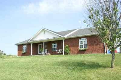 Owen County Single Family Home For Sale: 710 Elmer Davis Road