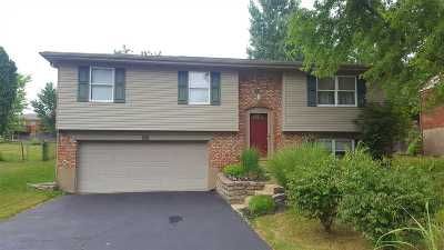 Erlanger KY Single Family Home New: $157,900