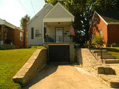 Covington Single Family Home New: 125 W 31st Street