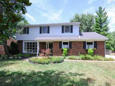 Fort Mitchell Single Family Home For Sale: 282 Allentown Drive