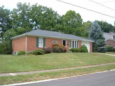 Florence Single Family Home New: 328 Center Park Drive