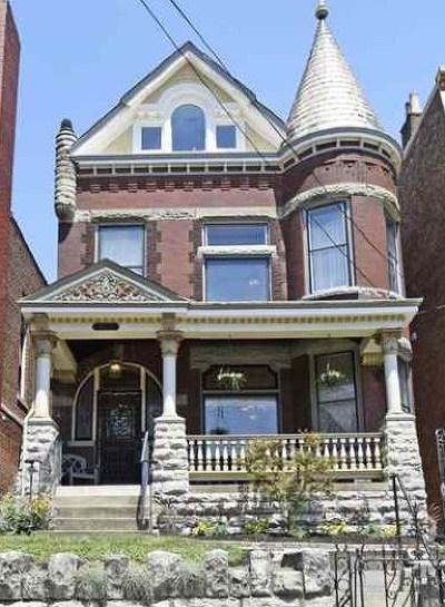 Newport Single Family Home For Sale: 815 York Street