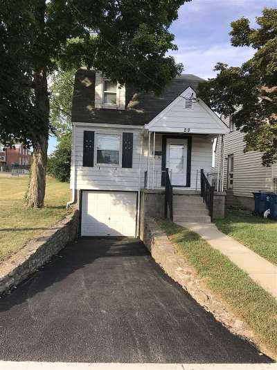 Florence, Erlanger Single Family Home For Sale: 20 Graves Avenue
