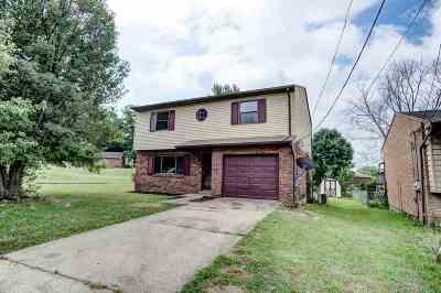 Elsmere Single Family Home For Sale: 1103 Galvin Street