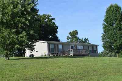 Falmouth KY Single Family Home New: $107,500