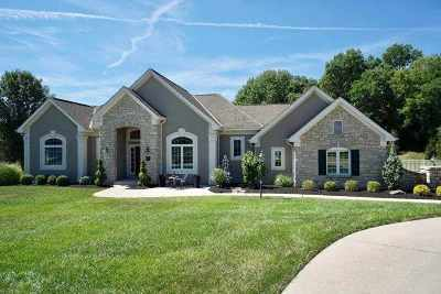 Villa Hills KY Single Family Home New: $799,800