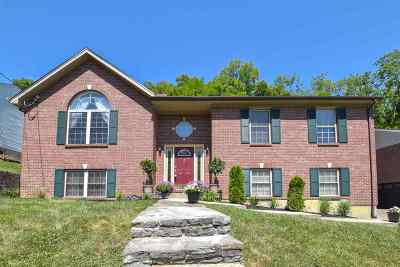 Fort Thomas KY Single Family Home New: $159,900