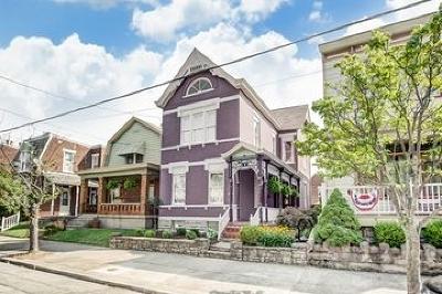 Bellevue Single Family Home New: 243 Washington Avenue
