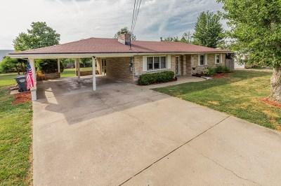 Florence, Erlanger Single Family Home New: 6072 Ridge Road