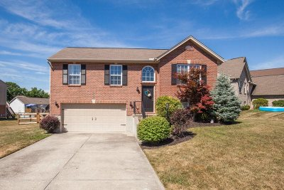 Burlington Single Family Home New: 6619 Elgin