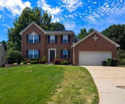 Burlington Single Family Home New: 6181 Woodcrest Drive