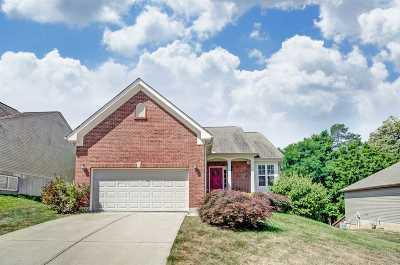 Burlington Single Family Home New: 6905 Lucia Drive