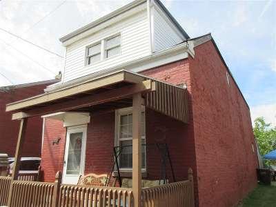 Newport Single Family Home New: 822 Liberty
