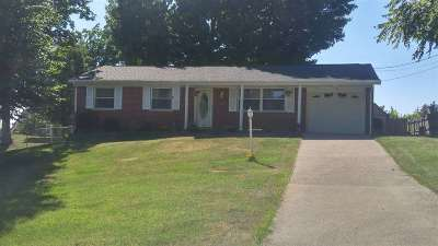 Fort Thomas Single Family Home For Sale: 15 Stacy