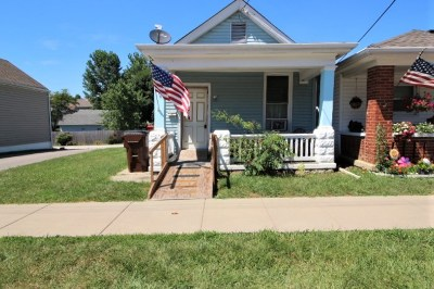 Covington Single Family Home For Sale: 114 35th Street E