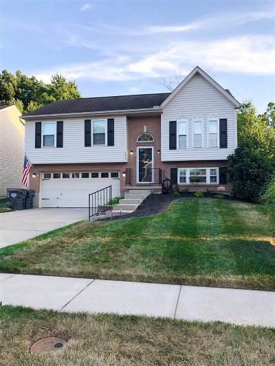 Hebron Single Family Home New: 3737 Jonathan Drive