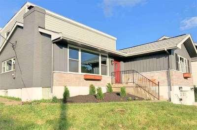 Fort Thomas Single Family Home For Sale: 60 Sheridan
