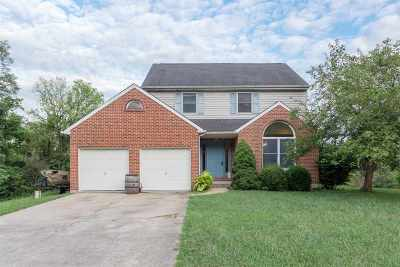Boone County Single Family Home For Sale: 8104 Camp Ernst Road