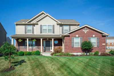 Independence Single Family Home New: 1101 Audas Court
