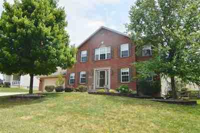 Burlington Single Family Home For Sale: 2081 Bluestem Drive