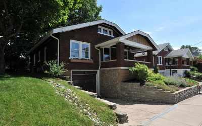 Fort Thomas Single Family Home New: 72 Lumley Avenue